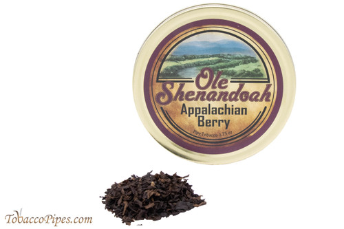 Ole Shenandoah Summer Berry Brandy Pipe Tobacco