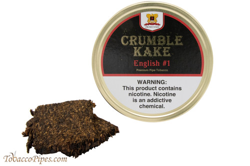 Sutliff English #1 Crumble Kake Pipe Tobacco - 1.5 oz
