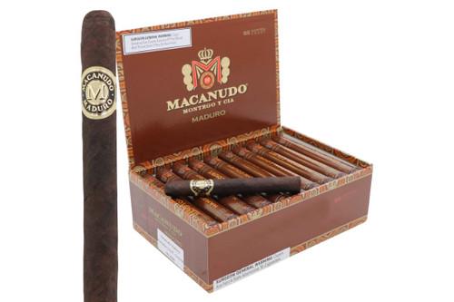 Macanudo Maduro Hampton Court Corona Cigar