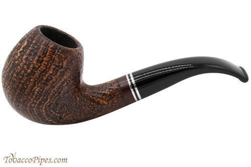 Vauen Pure Filterless 4504 Tobacco Pipe - Sandblast