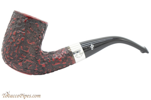 Peterson Sherlock Holmes Rathbone Rustic Tobacco Pipe - PLIP