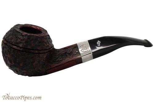 Peterson Sherlock Holmes Squire Rustic Tobacco Pipe PLIP