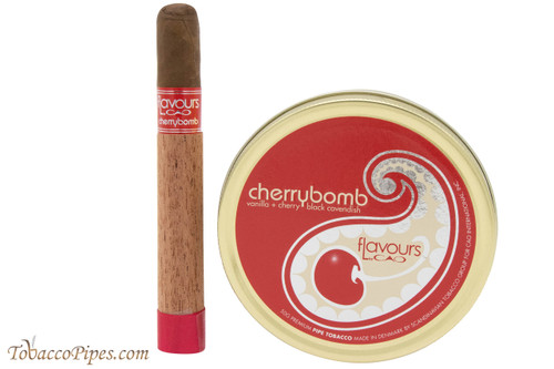 CAO Cherrybomb Cigar and Pipe Tobacco Sampler