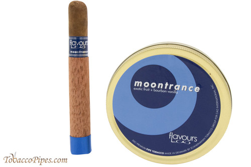 CAO Moontrance Cigar and Pipe Tobacco Sampler