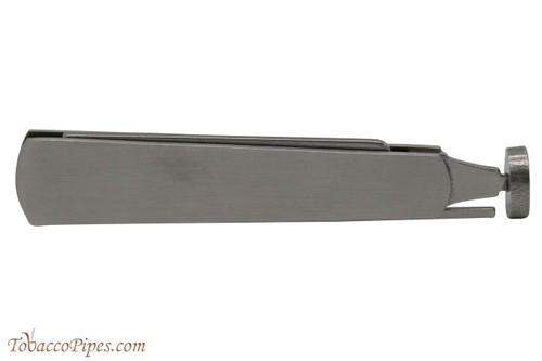 Flat Metal Fold Away Pipe Tool
