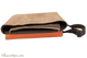 4th Generation Messenger Bag - Hunter Brown Inside