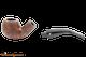 Peterson Aran 03 Bandless Tobacco Pipe Apart