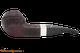 Peterson Sherlock Holmes Hudson Sandblast Tobacco Pipe PLIP Bottom