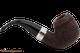 Peterson Sherlock Holmes Baskerville Sandblast Tobacco Pipe PLIP Right Side