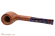 Savinelli Fantasia Natural 111 Tobacco Pipe - Smooth Top