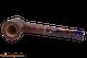 Savinelli Fantasia Brown 409 Tobacco Pipe - Rustic Top