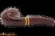 Savinelli Regimental Bordeaux 616 Tobacco Pipe - Smooth Bottom