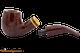 Savinelli Regimental Bordeaux 616 Tobacco Pipe - Smooth Apart