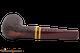 Savinelli Regimental Brown 101 Tobacco Pipe - Rustic Bottom