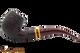 Savinelli Regimental Brown 602 Tobacco Pipe - Rustic