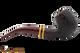 Savinelli Regimental Brown 602 Tobacco Pipe - Rustic Right Side