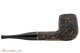 Peterson Aran X105 Bandless Rustic Tobacco Pipe Right Side