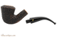 Peterson Aran B10 Bandless Rustic Tobacco Pipe Apart