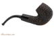 Peterson Aran 221 Bandless Rustic Tobacco Pipe Right Side