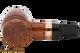 Rattray's Devil's Cut 130 Terracotta Tobacco Pipe Bottom