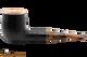 Rattray's Fudge 5 Sandblast Black Tobacco Pipe - 9118