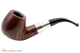 Peterson Walnut Spigot 68 Tobacco Pipe Fishtail