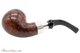 Peterson Walnut Spigot XL02 Tobacco Pipe Fishtail Bottom