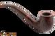 Vauen Cambridge 527 Sandblast Tobacco Pipe Right Side