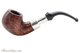 Peterson Walnut Spigot 03 Tobacco Pipe Fishtail