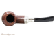Peterson Walnut Spigot 80S Tobacco Pipe Fishtail Top