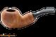 Chacom Reverse Calabash Orange Tobacco Pipe