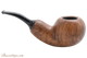 Chacom Reverse Calabash Brown Tobacco Pipe Right Side