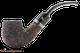 Peterson Dublin Filter 221 Rustic Tobacco Pipe Fishtail