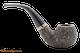Peterson Dublin Filter 03 Rustic Tobacco Pipe Fishtail Right Side