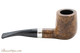 Peterson Short X105 Smooth Tobacco Pipe Fishtail Right Side