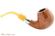 Mastro De Paja Ciocco Natural 5 Tobacco Pipe Right Side
