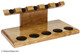 Neal Yarm Tilt Head 5 Pipe Stand Cherry Side