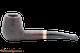 Savinelli New Oscar 145 KS Rustic Brown Tobacco Pipe