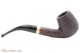 Savinelli New Oscar 602 Rustic Brown Tobacco Pipe Right Side