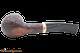 Savinelli New Oscar 628 Rustic Brown Tobacco Pipe Bottom