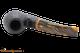 Savinelli Tigre Rustic Black 642 Tobacco Pipe Top