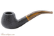 Savinelli Tigre Rustic Black 645 KS Tobacco Pipe