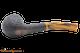 Savinelli Tigre Rustic Black 670 KS Tobacco Pipe Bottom