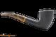 Savinelli Tigre Rustic Black 920 KS Tobacco Pipe Right Side