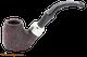 Peterson Standard System Sandblast 304 Tobacco Pipe PLIP