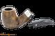 Peterson Sherlock Holmes Dark Smooth Milverton Tobacco Pipe PLIP Apart