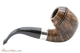 Peterson Sherlock Holmes Dark Smooth Baskerville Tobacco Pipe PLIP Right Side