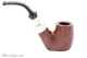 Peterson Walnut Spigot 306 Tobacco Pipe Fishtail Right Side
