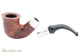 Peterson Walnut Spigot 05 Tobacco Pipe Fishtail Apart