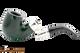 Peterson Green Spigot X220 Tobacco Pipe Fishtail Apart